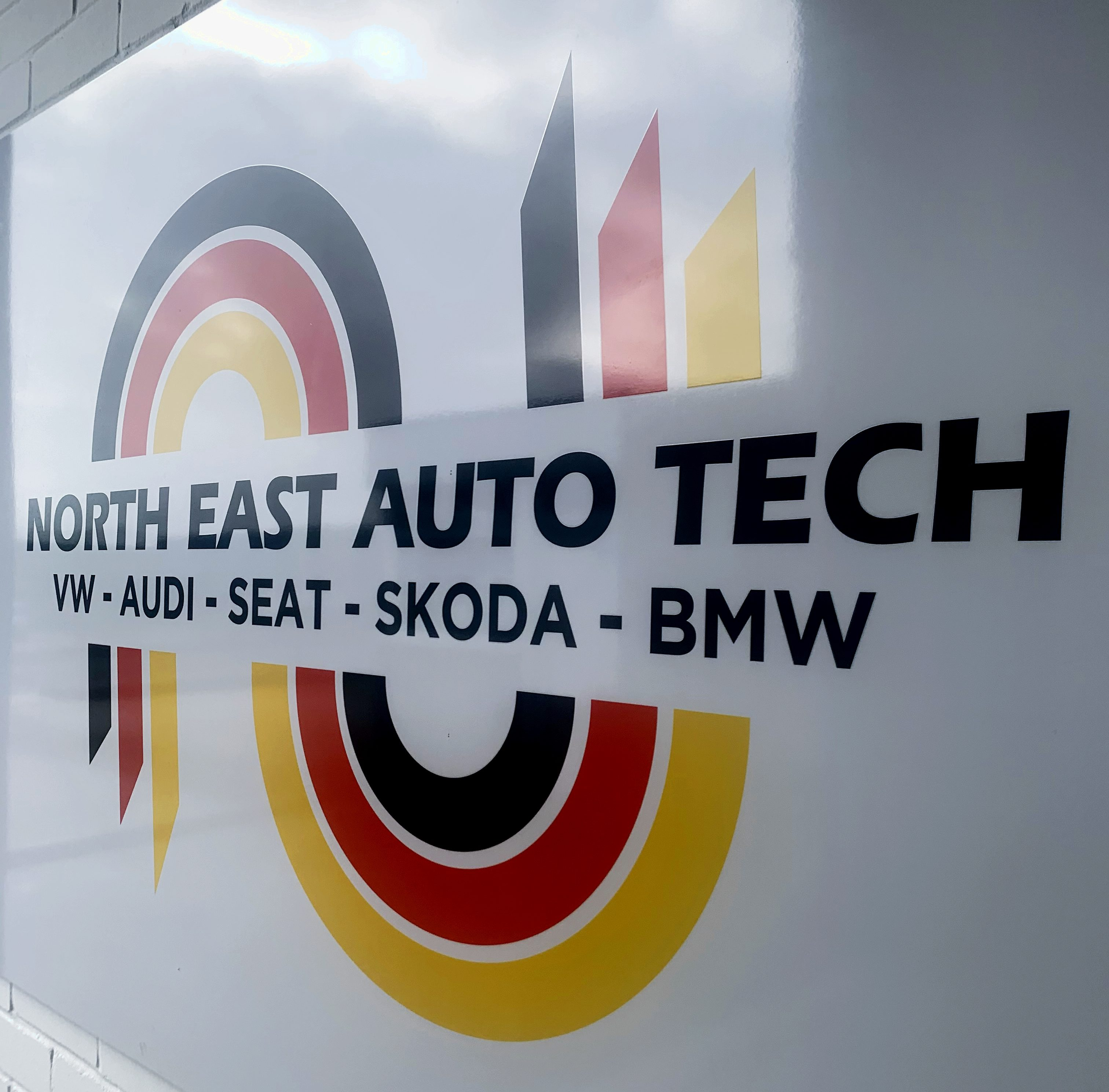 Logo for North East Auto Tech