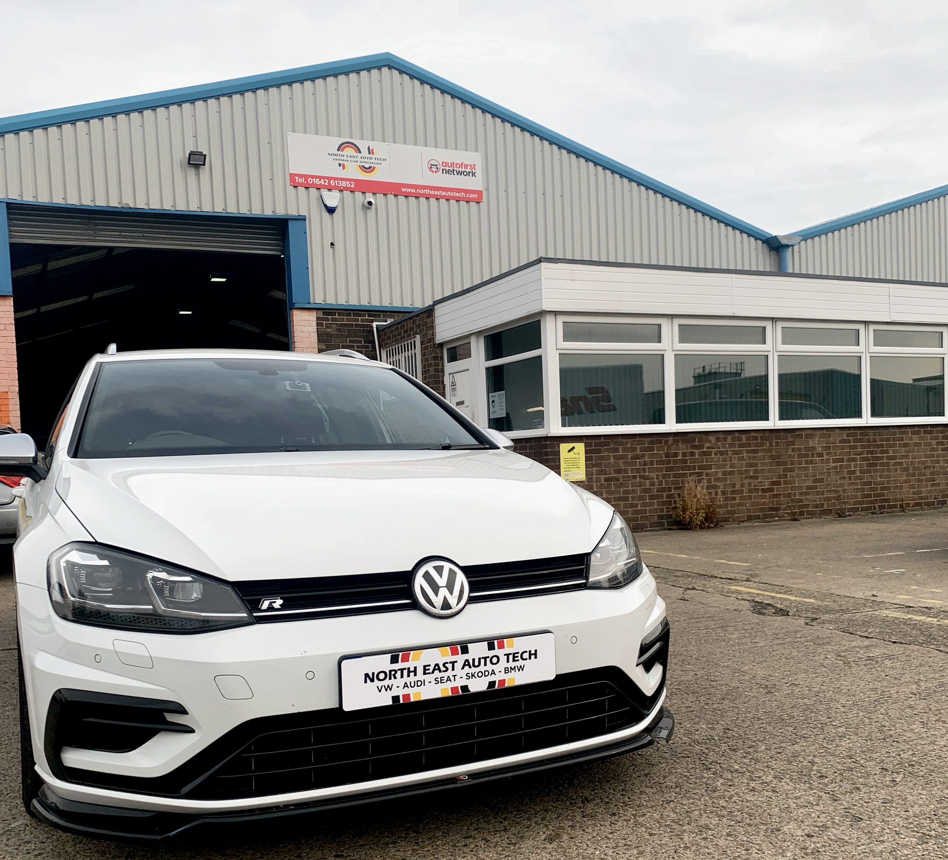 Golf R estate Repairs and Remaps.